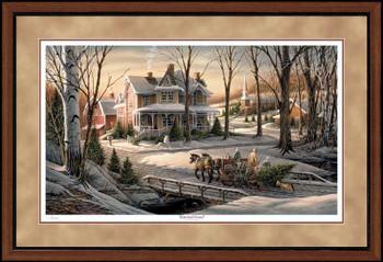 Homeward Bound Limited Edition Framed Art Print Wall Art