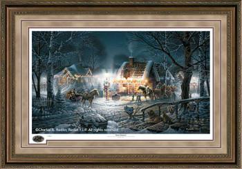 Sweet Memories Limited Edition Fancy Framed Art Print Wall Art
