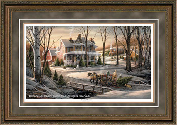 Homeward Bound Limited Edition Premium Framed Art Print Wall Art