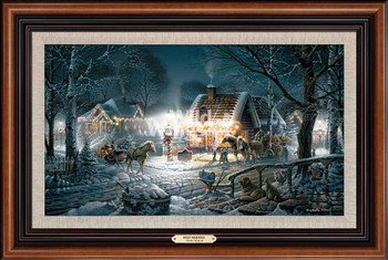 Sweet Memories Limited Edition Master Framed Canvas Art Print Wall Art