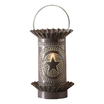 Country Tin Mini Regular Star Electric Wax Melter Wax Warmer