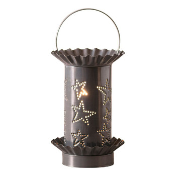 Country Tin Mini Country Star Electric Wax Melter Wax Warmer