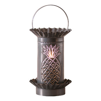 Country Tin Mini Wax Pineapple Electric Wax Melter Wax Warmer