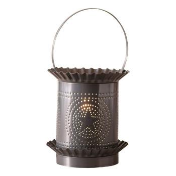 Country Tin Jumbo Regular Star Electric Wax Melter Wax Warmer