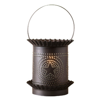 Kettle Black Jumbo Regular Star Electric Wax Melter Wax Warmer