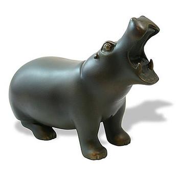Hippopotamus Statue by Francois Pompon