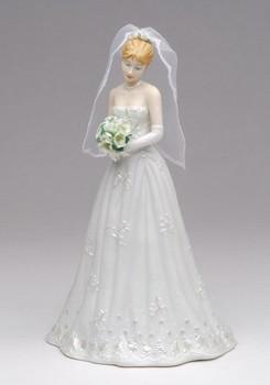 Classic Bride Porcelain Sculpture