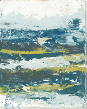 Aspen III Wrapped Canvas Giclee Art Print Wall Art