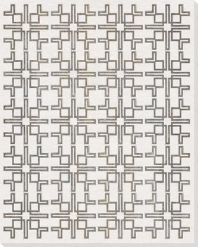 Drawn Pattern 3 Wrapped Canvas Giclee Art Print Wall Art