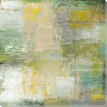 Always Greener II Wrapped Canvas Giclee Art Print Wall Art