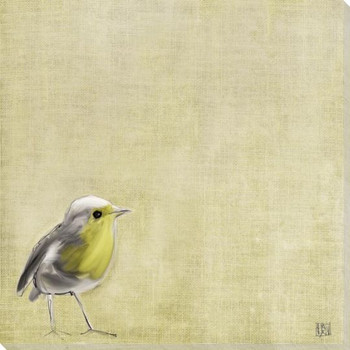 Tweet Tweet Bird 6 Wrapped Canvas Giclee Art Print Wall Art