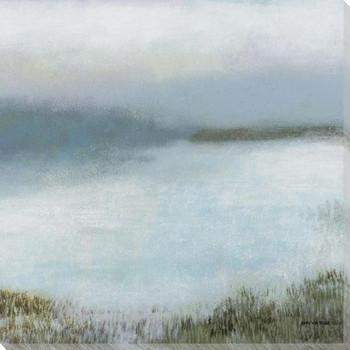 Whisper Bay I Wrapped Canvas Giclee Art Print Wall Art