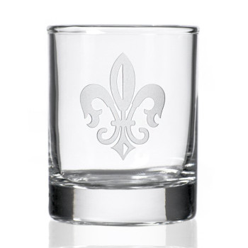 "2.5"" Grand Fleur De Lis Votive Candle Holders, Set of 12"