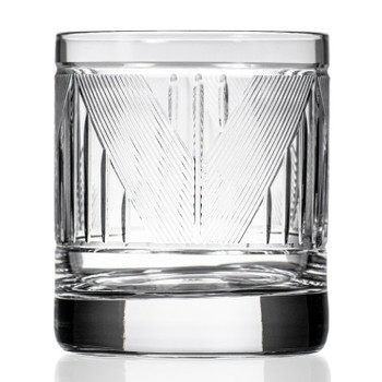 Bleecker Street Double Old Fashioned Glasses, Set of 4