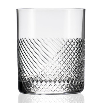 Bourbon Street Double Old Fashioned Glasses, Set of 4