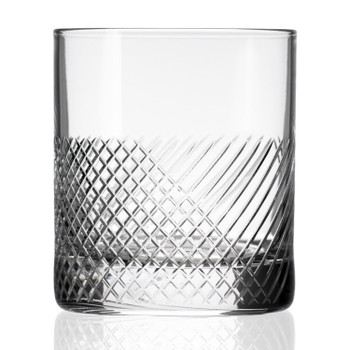 Bourbon Street On the Rocks Glasses, Set of 4