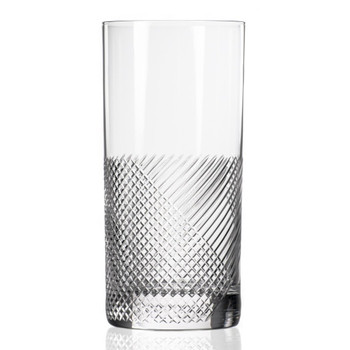 Bourbon Street High Ball Glasses, Set of 4