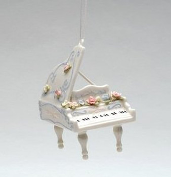 Mini Piano Musical Music Box Sculpture