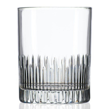 Bella Double Old Fashioned Glasses, Set of 4