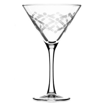 Maxwell Martini Glasses, Set of 4