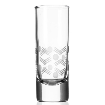 Maxwell Tall Shot Glasses, Set of 12
