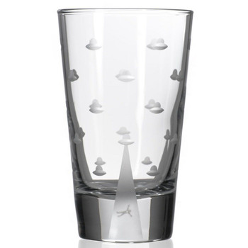 Mothership High Ball Glasses, Set of 4