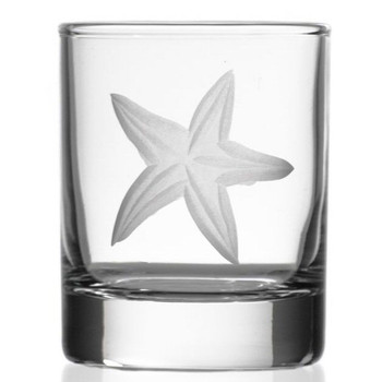 Starfish Votive Candle Holders, Set of 12