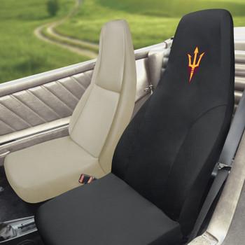 "Arizona State University Car Seat Cover - ""Pitchfork"" Logo"