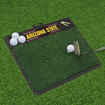 """20"""" x 17"""" Arizona State University Golf Hitting Mat"""