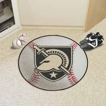 "27"" U.S. Military Academy (Army) Baseball Style Round Mat"