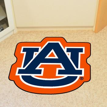 "Auburn University Mascot Mat - ""AU"" Logo"