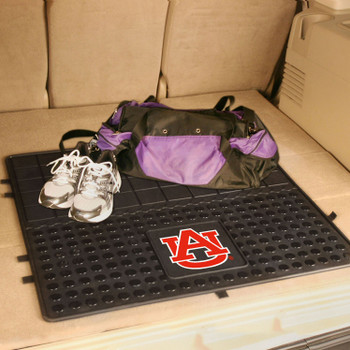"31"" Auburn University Heavy Duty Vinyl Cargo Trunk Mat"