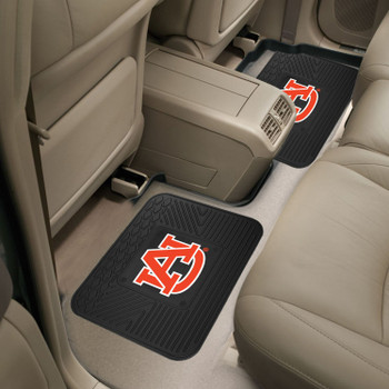Auburn University Heavy Duty Vinyl Car Utility Mats, Set of 2