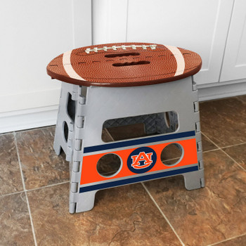 Auburn University Folding Step Stool