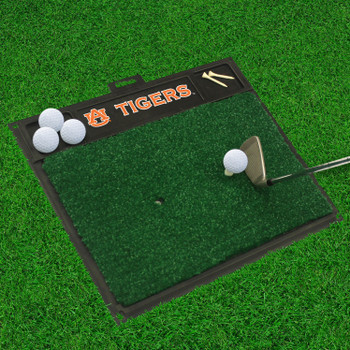 "20"" x 17"" Auburn University Golf Hitting Mat"
