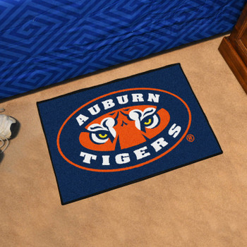 "19"" x 30"" Auburn University Rectangle Starter Mat"