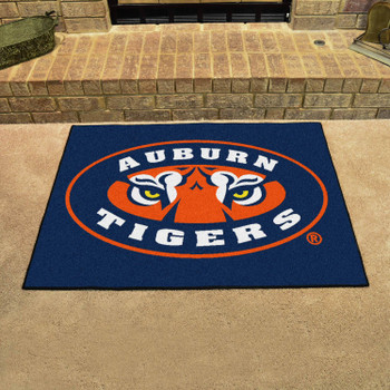 "33.75"" x 42.5"" Auburn University All Star Rectangle Mat"