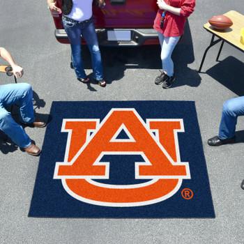 "59.5"" x 71"" Auburn University Tailgater Mat"