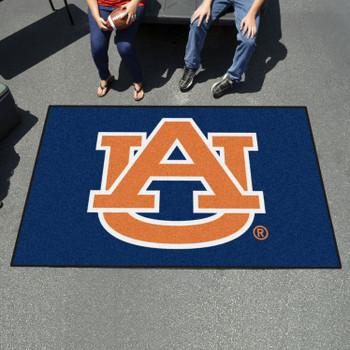 """59.5"""" x 94.5"""" Auburn University Rectangle Ulti Mat"""