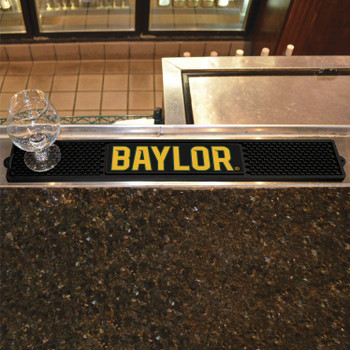 Baylor University Vinyl Drink Mat