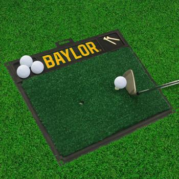 "20"" x 17"" Baylor University Golf Hitting Mat"
