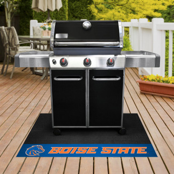 "26"" x 42"" Boise State University Grill Mat"