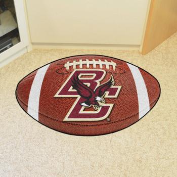 "20.5"" x 32.5"" Boston College Football Shape Mat"