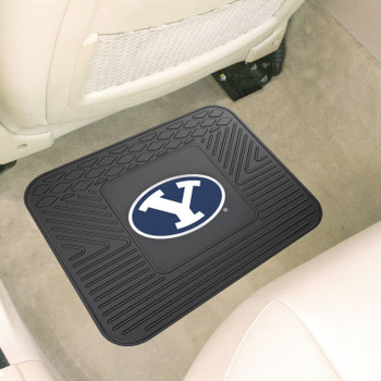 "14"" x 17"" Brigham Young University Car Utility Mat"