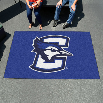 "59.5"" x 94.5"" Creighton University Blue Rectangle Ulti Mat"