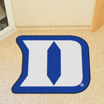 "Duke University Mascot Mat - ""D"" Logo"