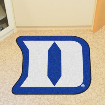 "Duke University Mascot Mat - ""D"" Logo"