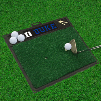"20"" x 17"" Duke University Golf Hitting Mat"