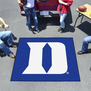 "59.5"" x 71"" Duke University Blue Tailgater Mat"