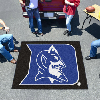 "59.5"" x 71"" Duke University Blue Devils Tailgater Mat"